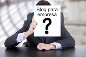 Blog para empresa