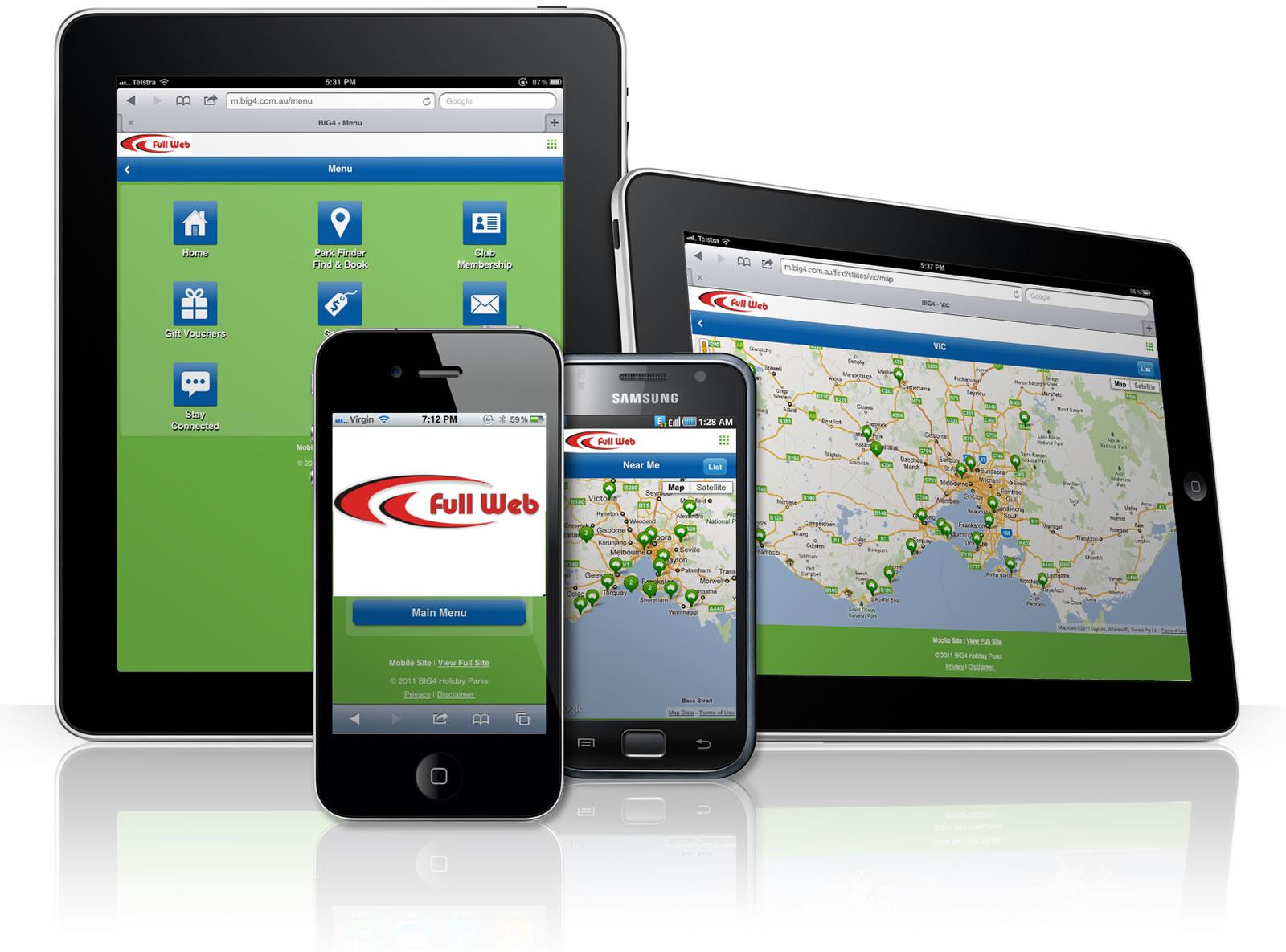 Mobile Seu site responsivo no Celular